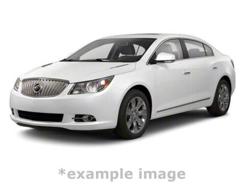 2010 Buick LaCrosse for sale at Coast to Coast Imports in Fishers IN