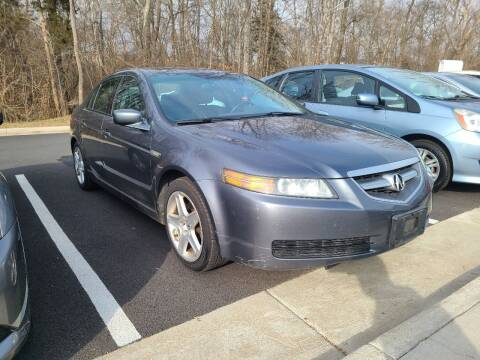 2006 Acura TL for sale at Lexton Cars in Sterling VA