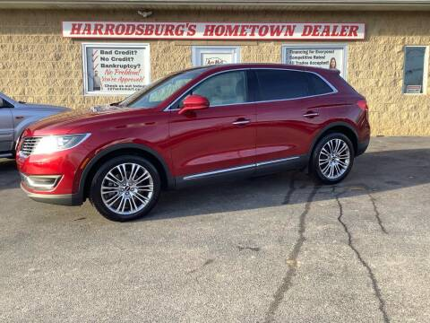 2016 Lincoln MKX for sale at Auto Martt, LLC in Harrodsburg KY