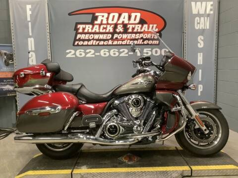 2018 Kawasaki Vulcan for sale at Road Track and Trail in Big Bend WI