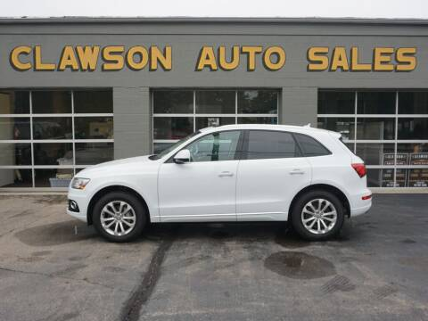 2016 Audi Q5 for sale at Clawson Auto Sales in Clawson MI