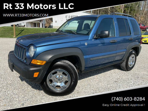 2006 Jeep Liberty for sale at Rt 33 Motors LLC in Rockbridge OH