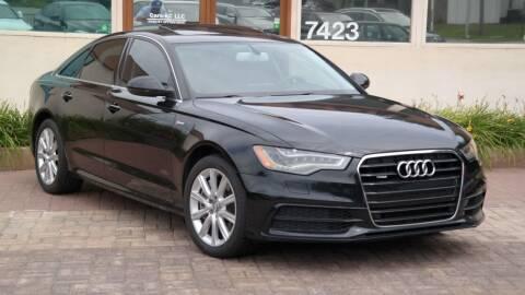 2012 Audi A6 for sale at Cars-KC LLC in Overland Park KS