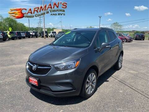 2017 Buick Encore for sale at Carmans Used Cars & Trucks in Jackson OH