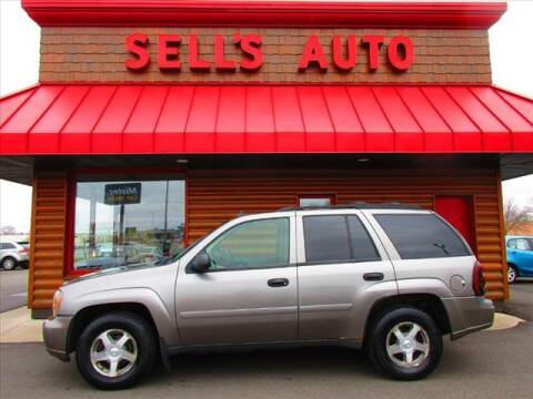 2006 Chevrolet TrailBlazer for sale at Sells Auto INC in Saint Cloud MN