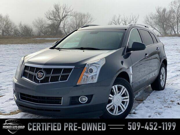 2011 Cadillac SRX for sale at Premier Auto Group in Union Gap WA