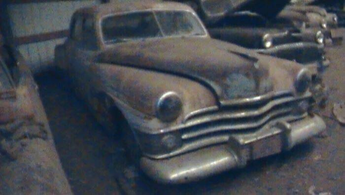 1950 Chrysler New Yorker for sale in Cadillac, MI