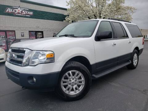 2013 Ford Expedition EL for sale at All-Star Auto Brokers in Layton UT