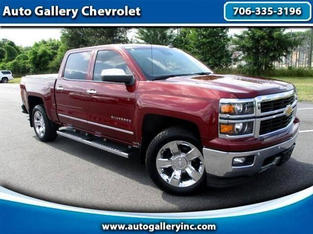 2014 Chevrolet Silverado 1500 for sale at Auto Gallery Chevrolet in Commerce GA