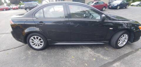 2011 Mitsubishi Lancer for sale at PEKARSKE AUTOMOTIVE INC in Two Rivers WI