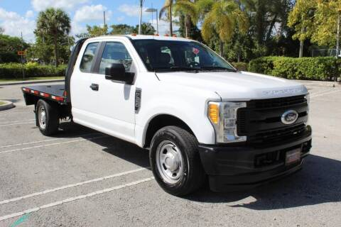 2019 Ford F-350 Super Duty for sale at Truck and Van Outlet in Miami FL