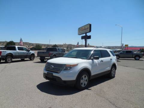 2014 Ford Explorer for sale at Sundance Motors in Gallup NM