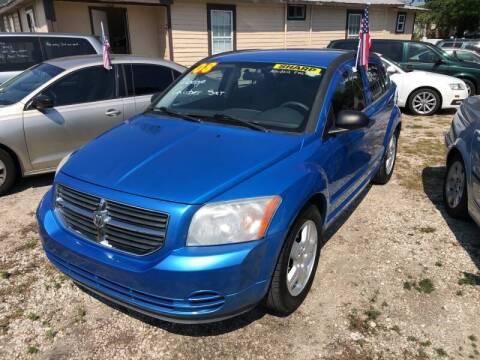 2008 Dodge Caliber for sale at Castagna Auto Sales LLC in Saint Augustine FL