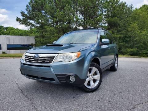 2010 Subaru Forester for sale at MBM Rider LLC in Alpharetta GA