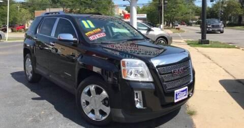 2011 GMC Terrain for sale at Gonzalez Auto Sales in Joliet IL