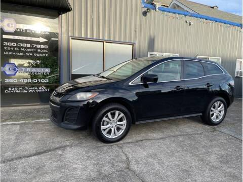 2011 Mazda CX-7 for sale at Chehalis Auto Center in Chehalis WA