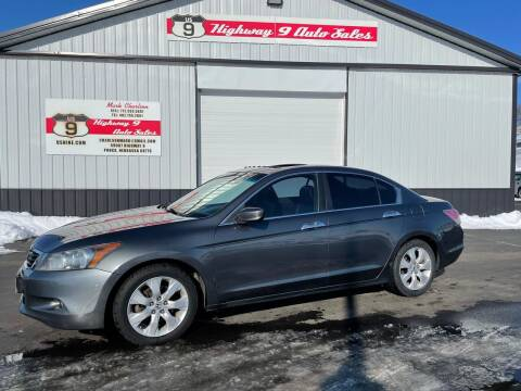 2008 Honda Accord for sale at Highway 9 Auto Sales - Visit us at usnine.com in Ponca NE