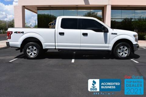 2017 Ford F-150 for sale at GOLDIES MOTORS in Phoenix AZ