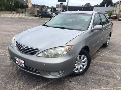 2005 Toyota Camry for sale at Your Car Source in Kenosha WI