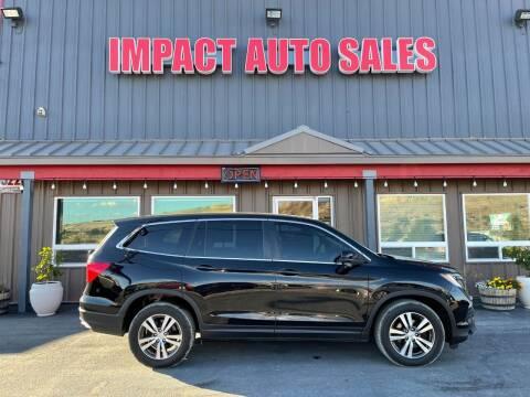 2016 Honda Pilot for sale at Impact Auto Sales in Wenatchee WA