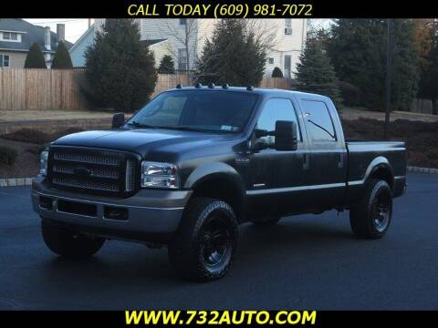 2005 Ford F-250 Super Duty for sale at Absolute Auto Solutions in Hamilton NJ