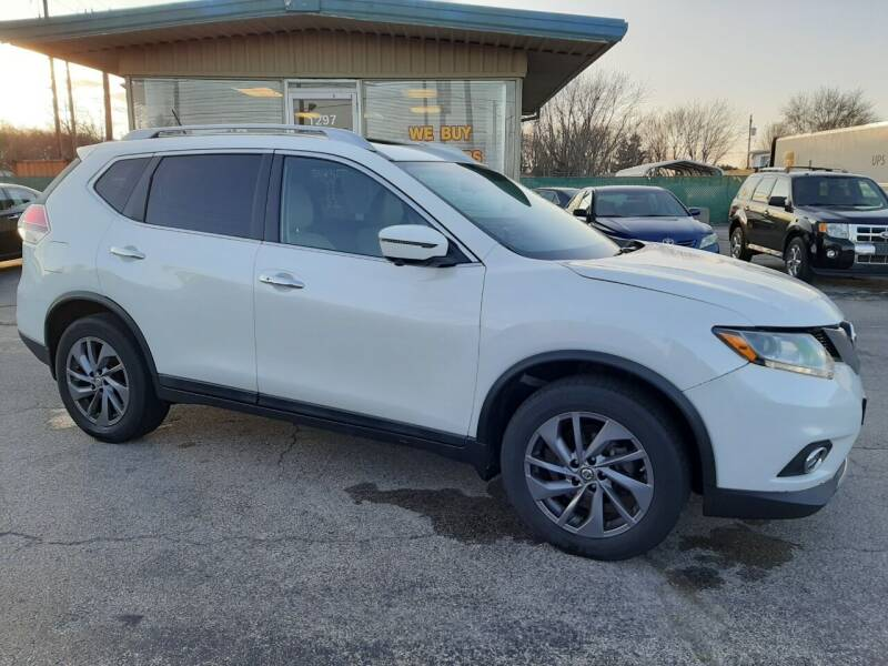 2016 Nissan Rogue AWD SL 4dr Crossover - Wauseon OH