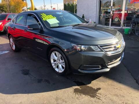 2015 Chevrolet Impala for sale at Streff Auto Group in Milwaukee WI