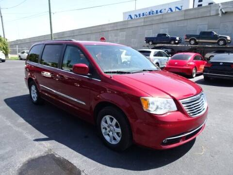 2013 Chrysler Town and Country for sale at DONNY MILLS AUTO SALES in Largo FL
