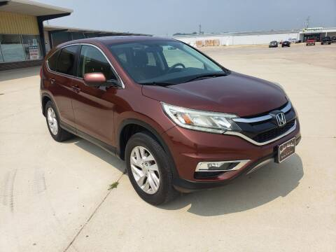 2015 Honda CR-V for sale at BROTHERS AUTO SALES in Eagle Grove IA