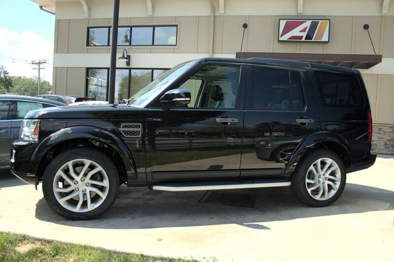2016 Land Rover LR4 for sale at Auto Assets in Powell OH