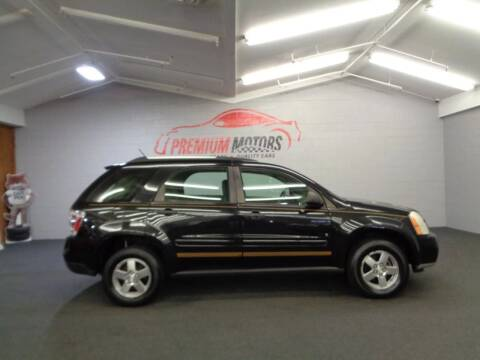 2008 Chevrolet Equinox for sale at Premium Motors in Villa Park IL
