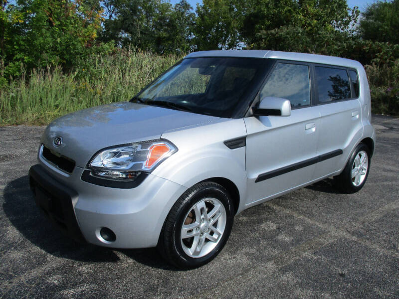 2010 Kia Soul for sale at Action Auto Wholesale - 30521 Euclid Ave. in Willowick OH