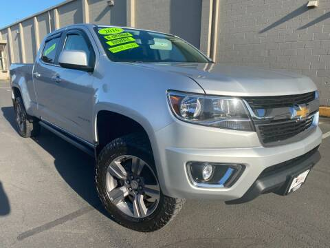 2016 Chevrolet Colorado for sale at Xtreme Truck Sales in Woodburn OR
