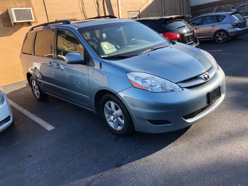 2008 Toyota Sienna for sale at Enterprise Automotive LLC in Indianapolis IN