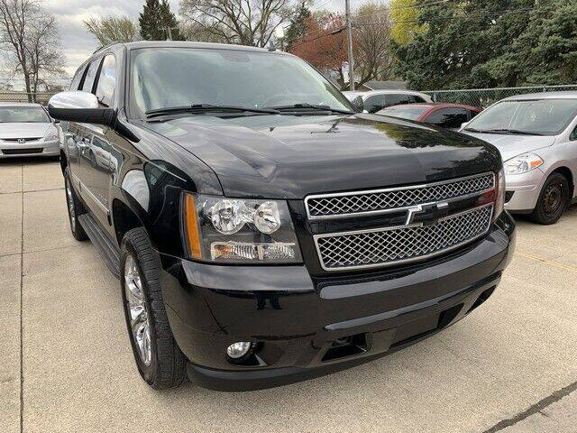 2010 Chevrolet Tahoe for sale at Martell Auto Sales Inc in Warren MI