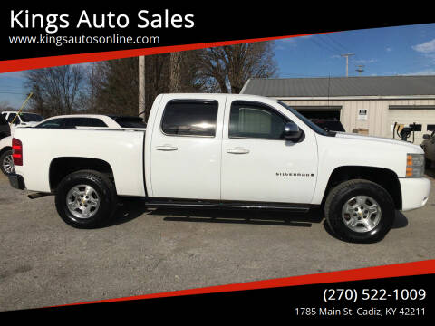 2007 Chevrolet Silverado 1500 for sale at Kings Auto Sales in Cadiz KY