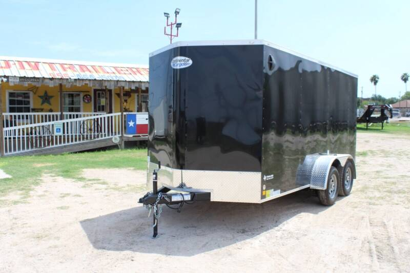 2020 Continental Cargo Enclose Trailer for sale at J IV Trailers in Donna TX