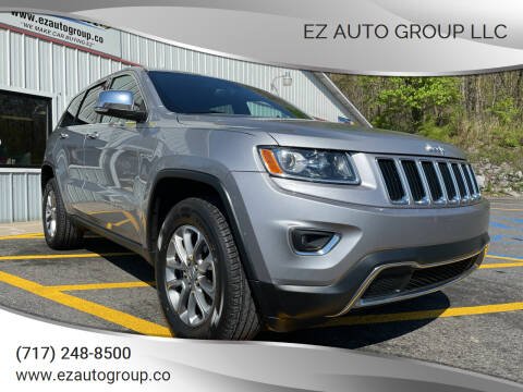 2016 Jeep Grand Cherokee for sale at EZ Auto Group LLC in Lewistown PA