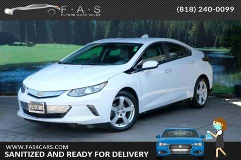 2017 Chevrolet Volt for sale at Best Car Buy in Glendale CA