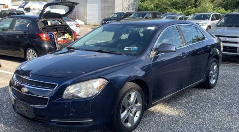 2010 Chevrolet Malibu for sale at Father & Sons Auto Sales in Leeds NY