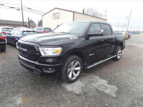 2019 RAM Ram Pickup 1500 for sale at Terrys Auto Sales in Somerset PA