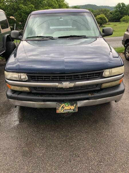 2001 Chevrolet Silverado 1500 for sale at Central Automotive in Kerrville TX