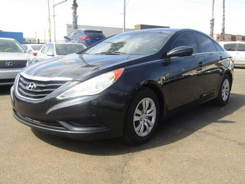 2011 Hyundai Sonata for sale at More Info Skyline Auto Sales in Phoenix AZ