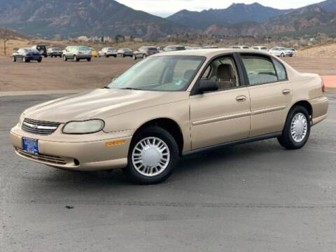 2005 Chevrolet Classic for sale at Lakeside Auto Brokers in Colorado Springs CO