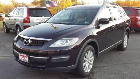 2008 Mazda CX-9 for sale at Lake Ridge Auto Sales in Woodbridge VA