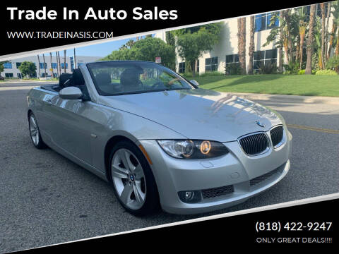 2008 BMW 3 Series for sale at Trade In Auto Sales in Van Nuys CA