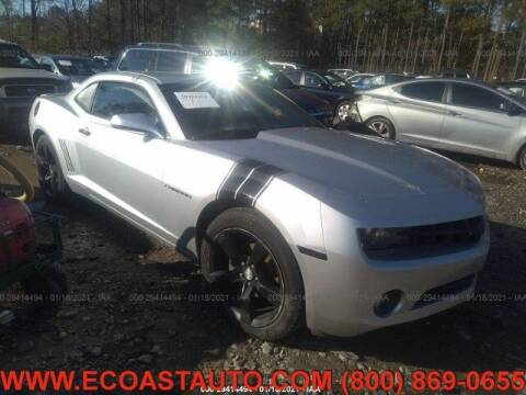 2010 Chevrolet Camaro for sale at East Coast Auto Source Inc. in Bedford VA