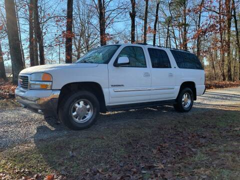 2004 GMC Yukon XL for sale at Madden Motors LLC in Iva SC