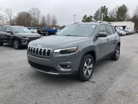 2020 Jeep Cherokee for sale at FRED FREDERICK CHRYSLER, DODGE, JEEP, RAM, EASTON in Easton MD