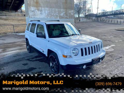2016 Jeep Patriot for sale at Marigold Motors, LLC in Pekin IL